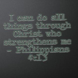 Philippians 4-13