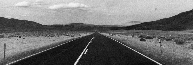 Nevada Lonely Road