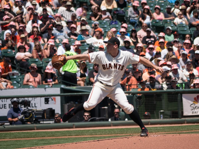 Ty Blach Delivers